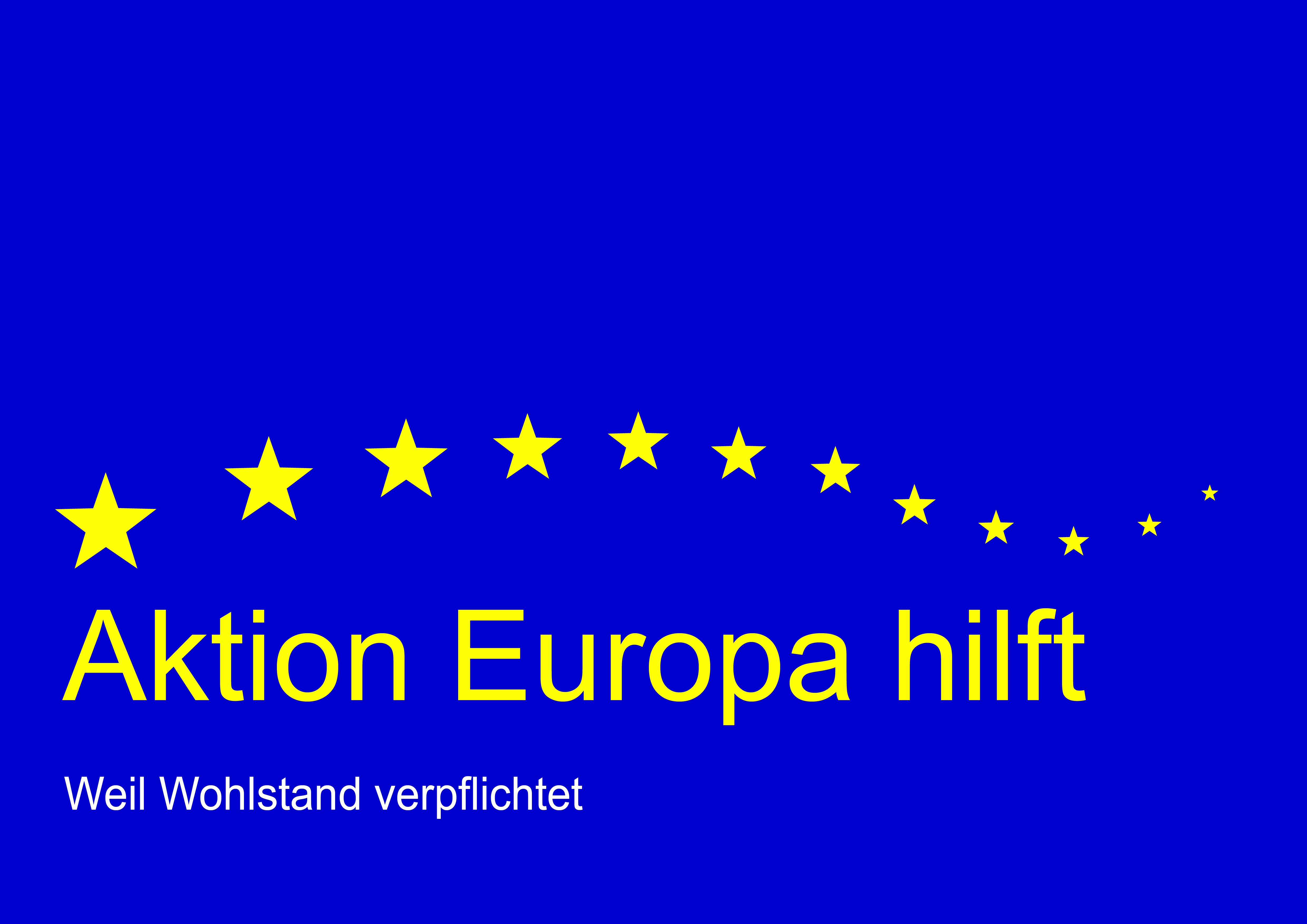 AKTION-EUROPA-HILFT